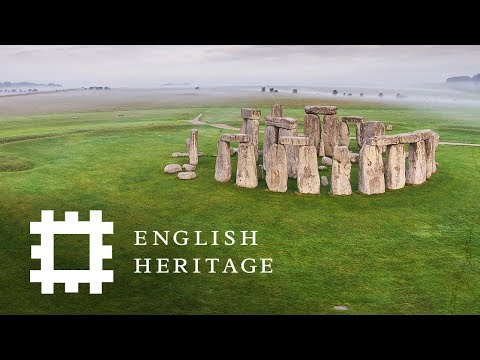 A 360° View of Stonehenge