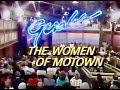 Capture de la vidéo Geraldo - The Women Of Motown (October 1990)