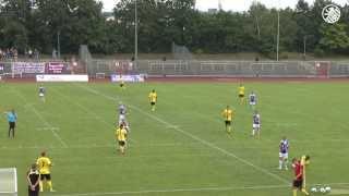 Tennis Borussia Berlin - Berliner SC (Berlin-Liga) - Spielszenen | SPREEKICK.TV