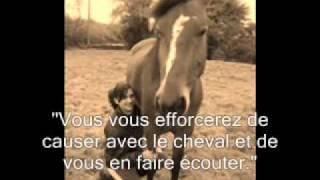 Quoueth  Anais citation equestre.WMV