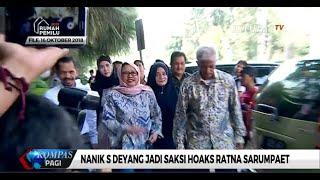 Download Video Peran Nanik, Atur Pertemuan Ratna Sarumpaet & Prabowo Hingga Unggah Hoaks Penganiayaan Ratna MP3 3GP MP4