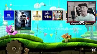 HB Store PS4 - Descarga Contenido a tu PS4 desde la RED - De Momento solo Homebrew