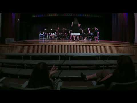 Leicester Middle School Spring Concert 2017-2018: Concert Band (Part 2)