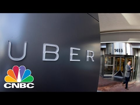 Uber Facing Criminal Probe By Justice department | Power Lunch | CNBC