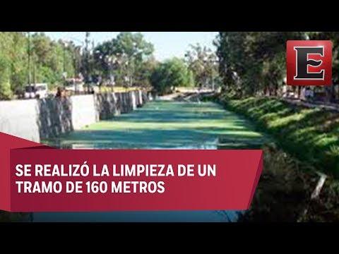 """Jornada de limpieza en el """"Canal Nacional"""""""