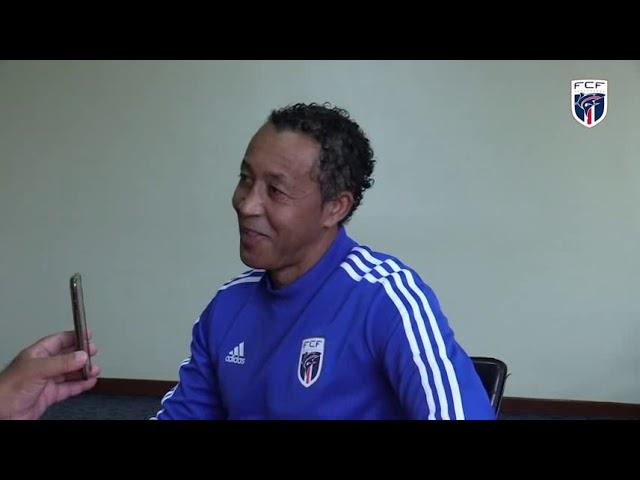 Bubista: Estamos em segundo lugar mas para qualificar temos que ganhar Moçambique