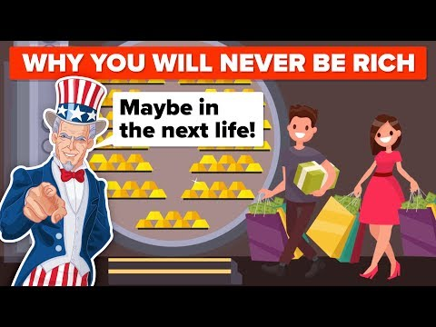 Why You Will Never Be Rich