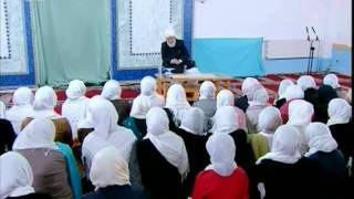 Gulshan-e-Waqfe Nau 8 Oct 2011 Lajna/Nasirat Class in Hamburg, Germany