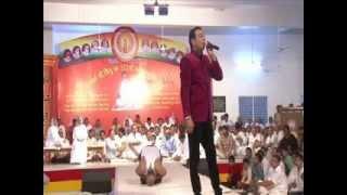 Kamal Sethia`s perfomance at Acharya Shree Bhikshu  Samadhai Sathal, Siyari...