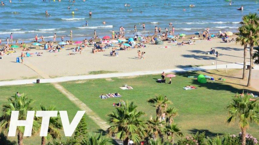 Apartamentos playa jard n primera linea en oropesa del mar for Apartamentos jardines del mar