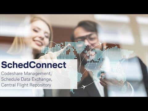 SchedConnect / Lufthansa Systems