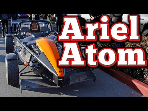 Regular Car Reviews: 2012 Ariel Atom 3