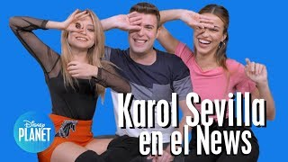 ¡Challenges con Karol! | Disney Planet News #55