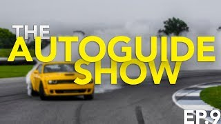 The AutoGuide Show Ep.9: Hyundai Veloster N and Widebody Hellcat!