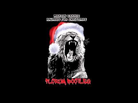 MARTIN GARRIX - ANIMALS (DJ FLORUM JINGLE BELLS CHRISTMAS REMIX)