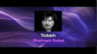 Persian Karaoke - Tobeh by Shahram Solati