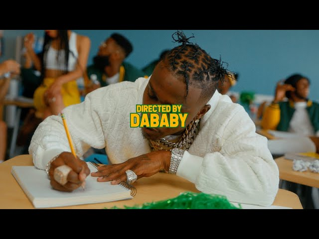 DaBaby - BALL IF I WANT TO (Official Video)