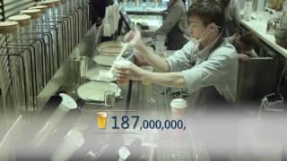 Cream Cheese Tea Macchiato taking China by storm