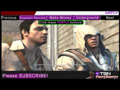 Martial Law - Clipper Wilkinson Liberation Mission South Boston District Assassin's Creed 3 AC3
