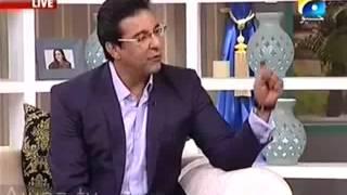 Nadia Khan Criticizes Reham Khan, Golden Words of Waseem Akram for Imran Khan