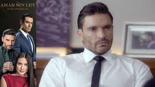 Por Amar Sin Ley 2 - Capítulo 40: Carlos busca ocultar al Ciego - Televisa