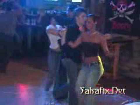 Salsa (Carlito and Danielle)