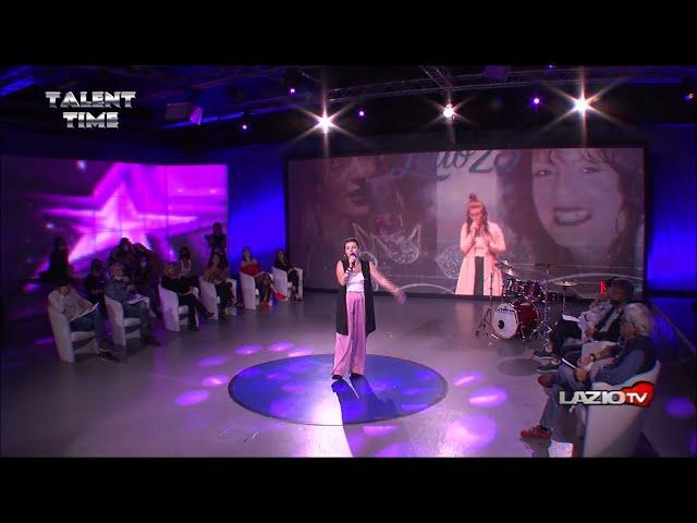 Martina Brogi - Finalista Talent-Time 2021