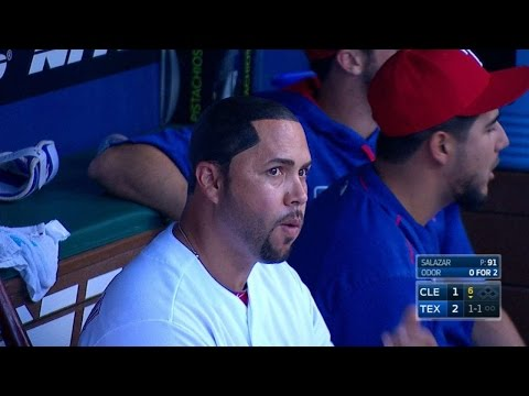 Beltran shows off new marker hairstyle