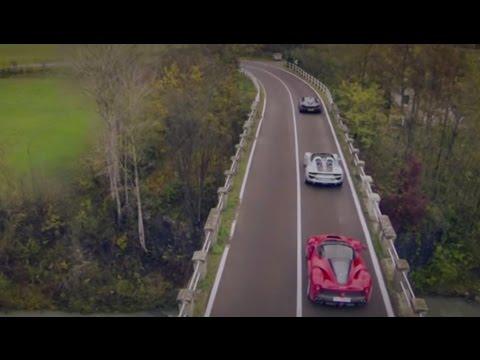 LaFerrari Vs Porsche 918 Vs McLaren P1: World Exclusive (full) – Top Gear Magazine iPad