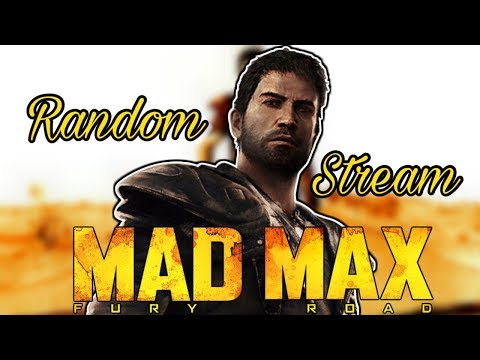 Mad Max||Max's Path To Clarity