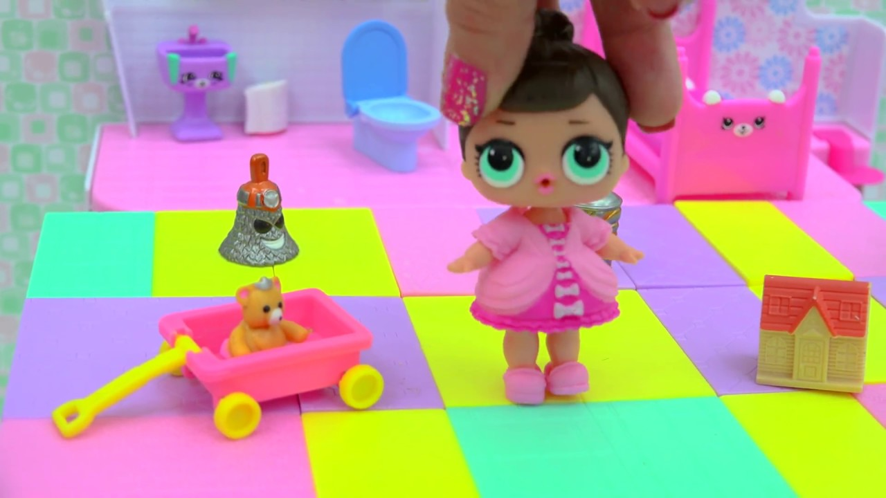Lol Surprise Baby Doll Grossery Gang Series 3 Surprise