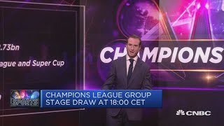 Championship League group stage draw takes place in Monaco | CNBC Sports
