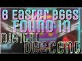 6 Easter Eggs Found In Digital Descent Geometry Dash mp3