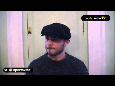 Kevin Mitchell Interview - Facing Daniel Estrada In January