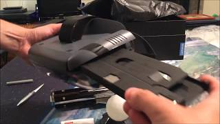Star Wars: Jedi Challenges Augmented Reality Set Unboxing