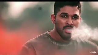 Allu arjun Heart broken 💔 status video || Bewafa whatsapp status