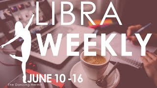 LIBRA - NEW DIRECTION IN FIANCES & HUGE JOY, LOVE & SERIOUS COMMITMENT - WEEKLY JUNE 2019