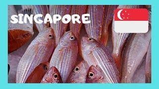 SINGAPORE, the graphic Chinese Fish Market