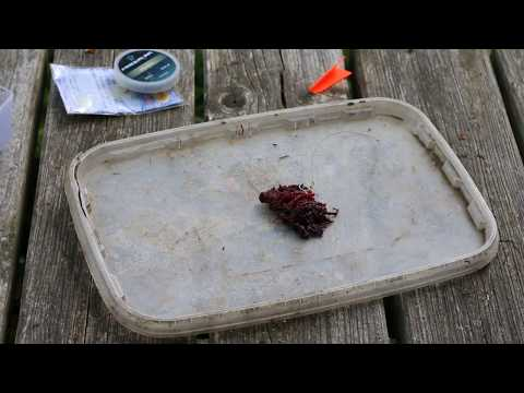 Bloodworm Rig.