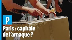 Les trois pires arnaques pour les touristes à Paris