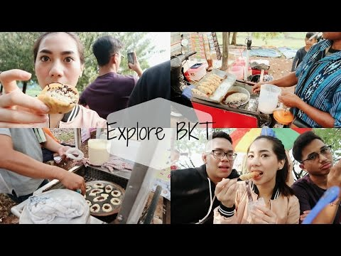 [VLOG] #13 Explore BKT (Nostalgia Jajanan SD) - Abel Cantika