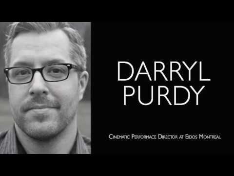 Interview With Darryl Purdy (Cinematic Performance Director)