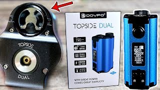 Dovpo Topside Dual Review + MORE DOVPO DRAMA? ✌️🚭