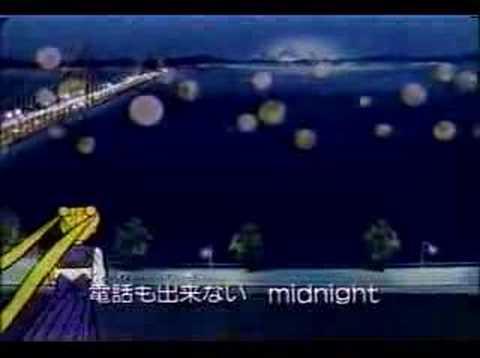 sailor moon r 1 abertura em japones