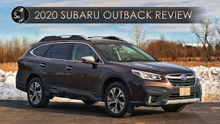 2020 Subaru Outback Review | Seriously Improved