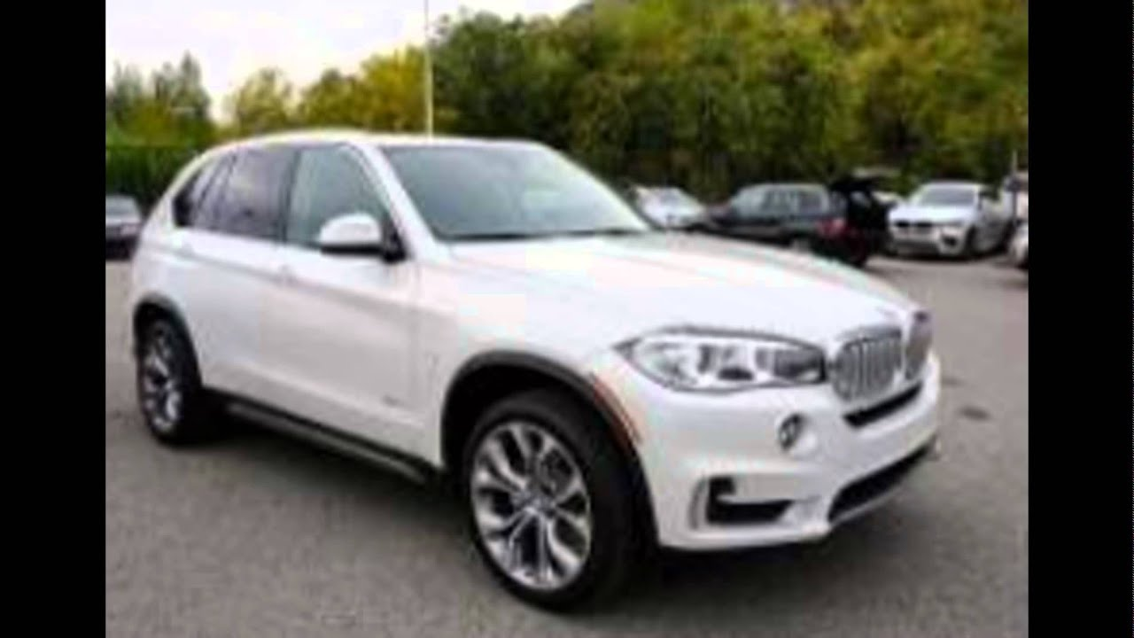 2016 Bmw X5 Xdrive35i Mineral White Metallic Youtube