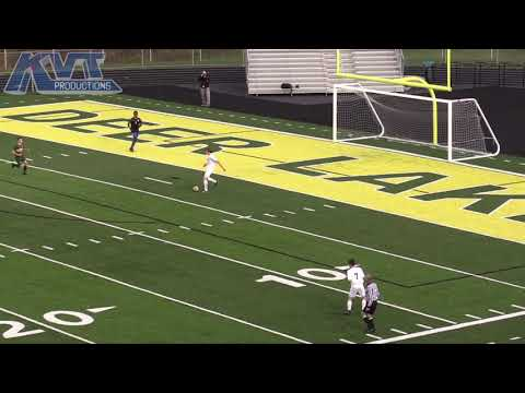 Shady Side Academy Boys Soccer @ Deer Lakes 10-14-20