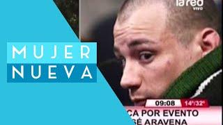 Nelson Mauri y la polémica por evento a beneficio de José Aravena