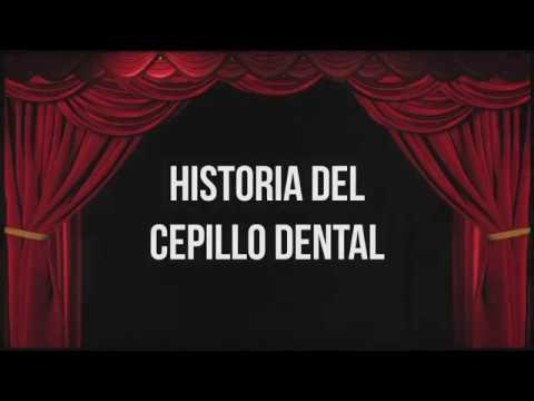Historia del cepillo dental