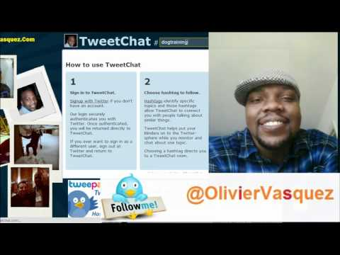 Twitter Tool - Tweet Chat - Get Your Twitter Chat On